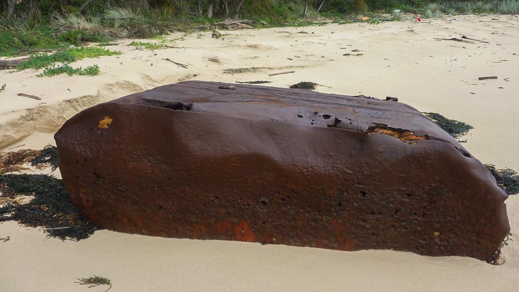 shipwreck-remains-croajingolong-national-park