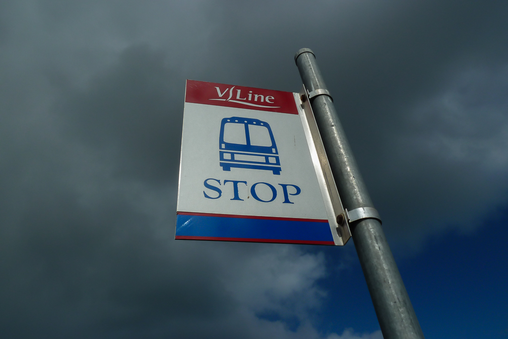 vline-bus-stop-sign