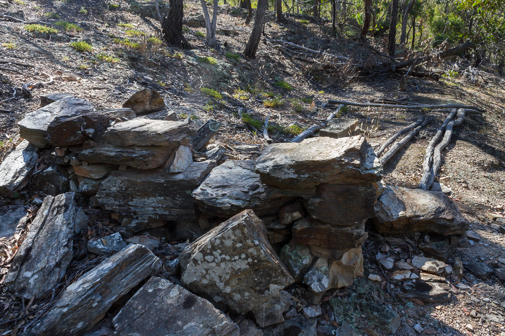 railway-hut-ruins-werribee-gorge