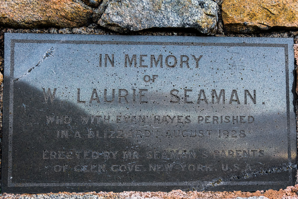 seaman-plaque-seamans-hut