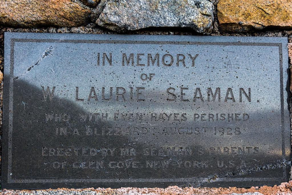 seaman-plaque-seamans-hut