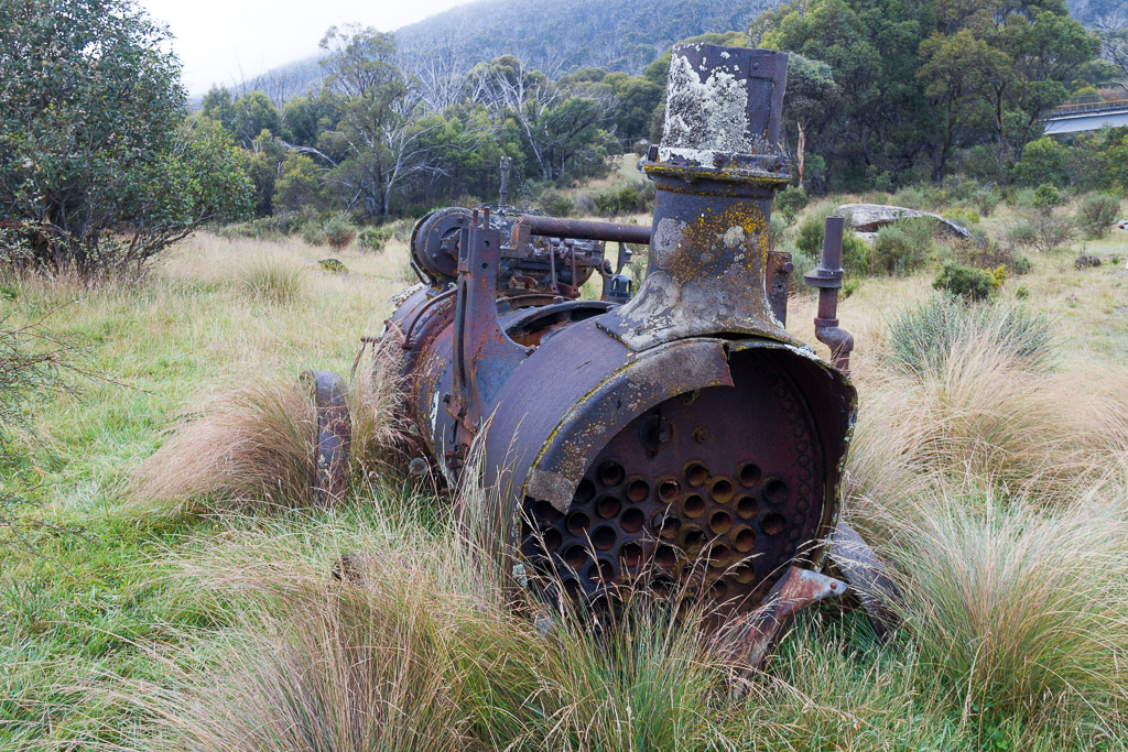 old-machinery-bullocks-flat-thredbo