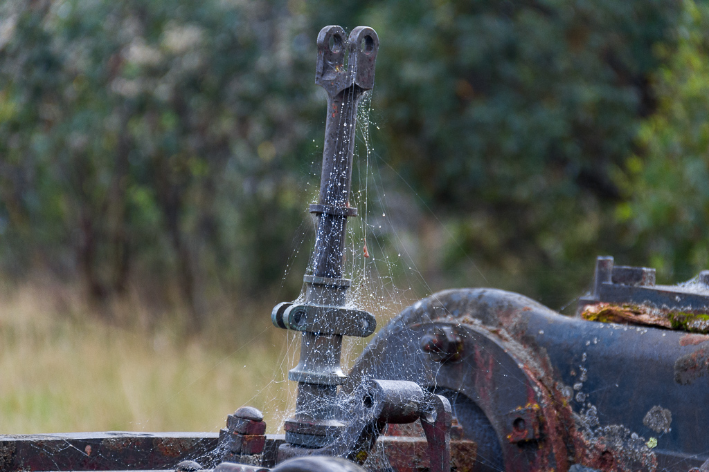 old-machinery-cobwebs-bullocks-flat-thredbo