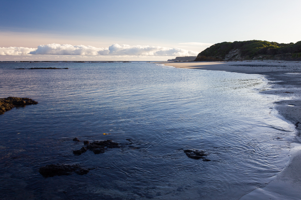 calm-water-flinders-beach