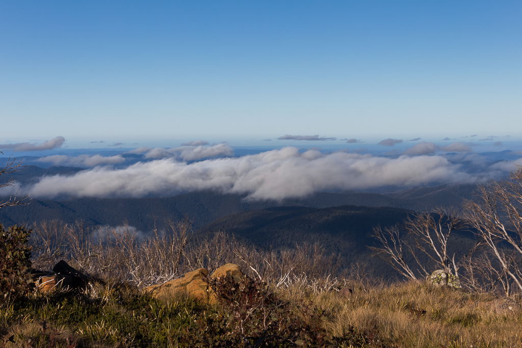 clouds-valley-mount-wellington-track-victoria-alpine