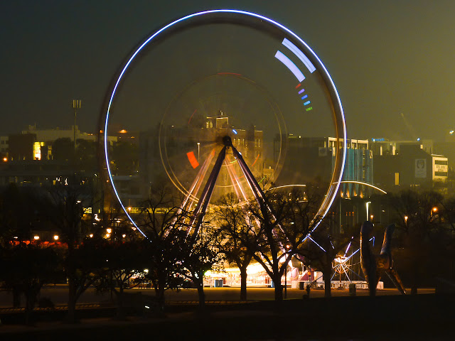 ferris-wheel-night-birrarung-marr-melbourne