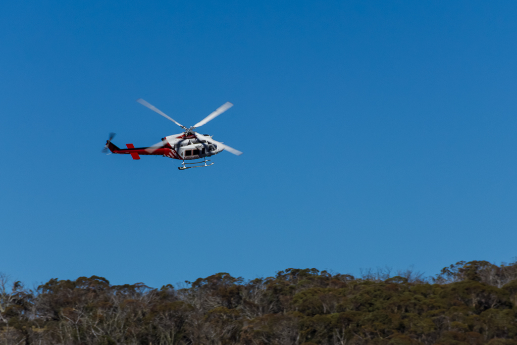 rescue-helicopter-above-wellington-plain-alpine