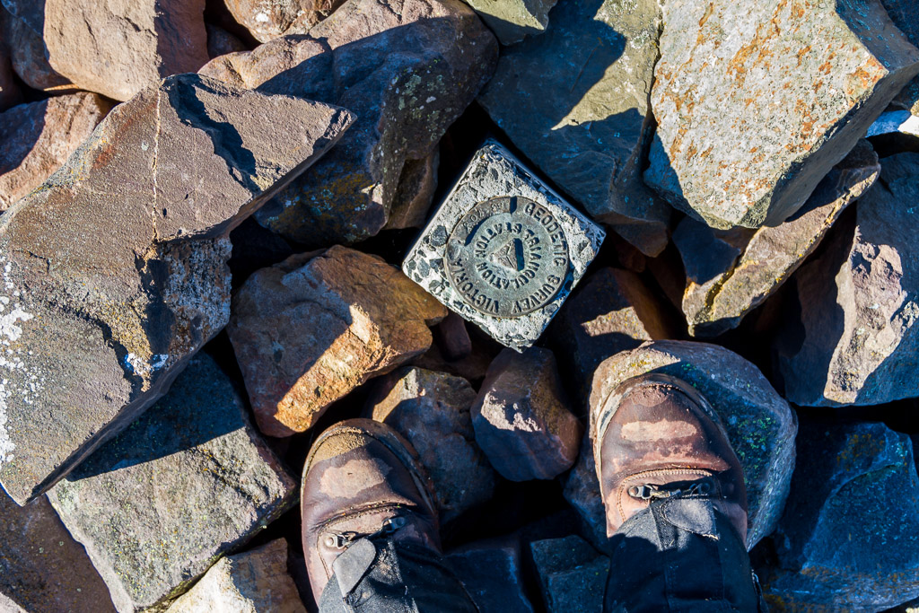 standing-on-summit-cairn-mount-wellington-victoria-alpine