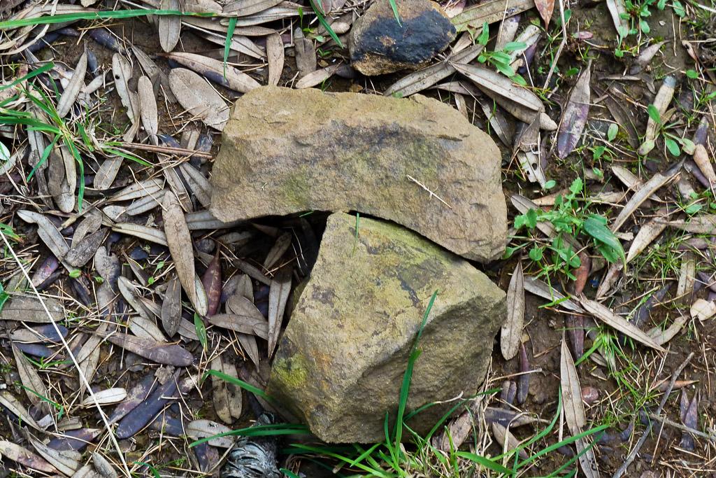 rocks-shaped-like-pac-man