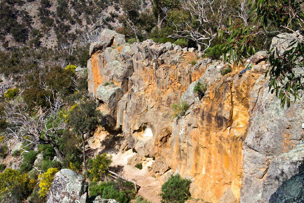 cliff-falcons-lookout-werribee-gorge
