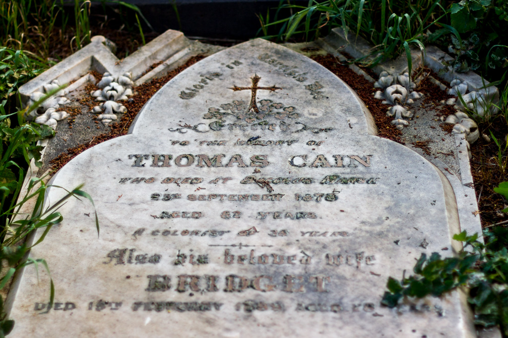 headstone-lying-on-ground-old-hopetoun-cemetery