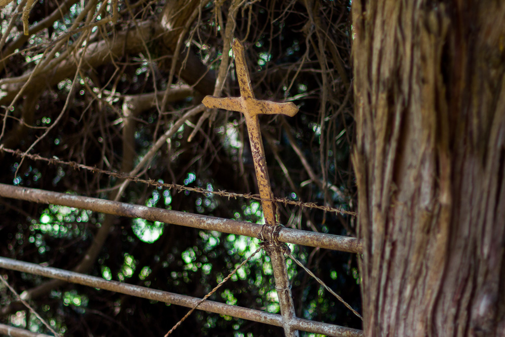 old-fence-hopetoun-cemetery