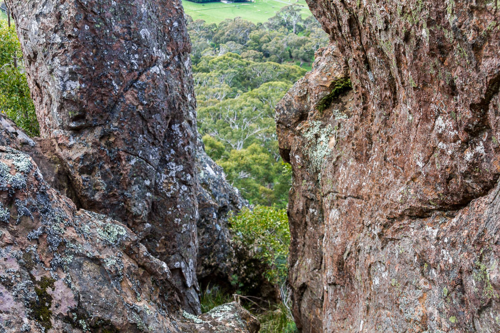 gap-between-rocks-hanging-rock