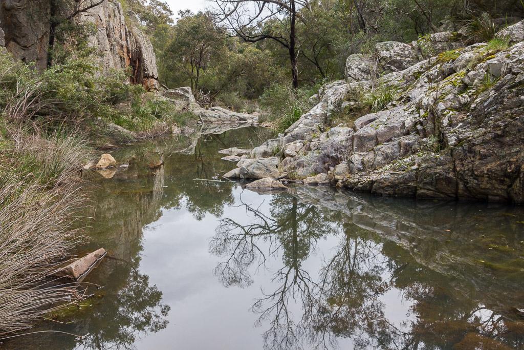 water-reflection-sutherland-creek-steiglitz