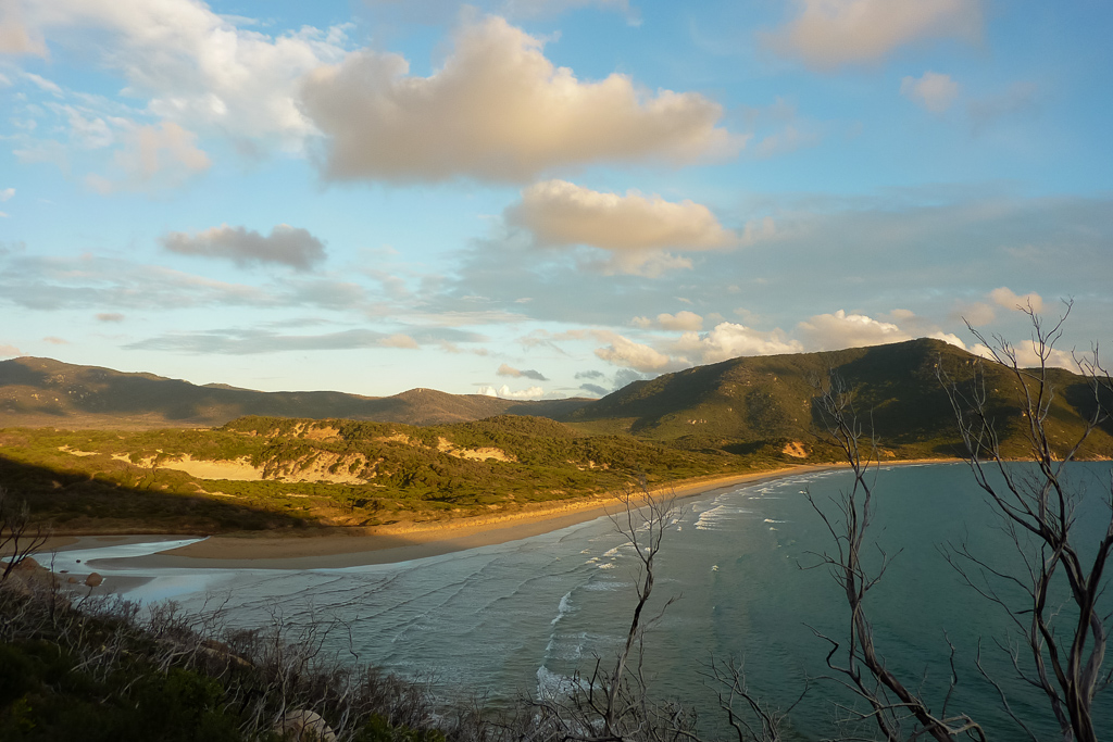 oberon-bay-wilsons-promontory