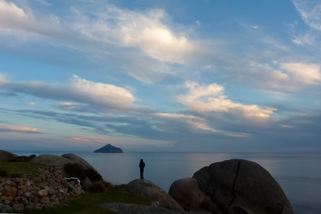 sea-sunset-wilsons-promontory-lighthouse