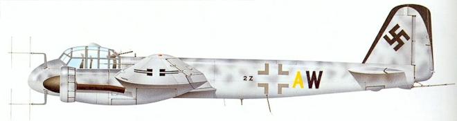 Junkers Ju 88 G-7a