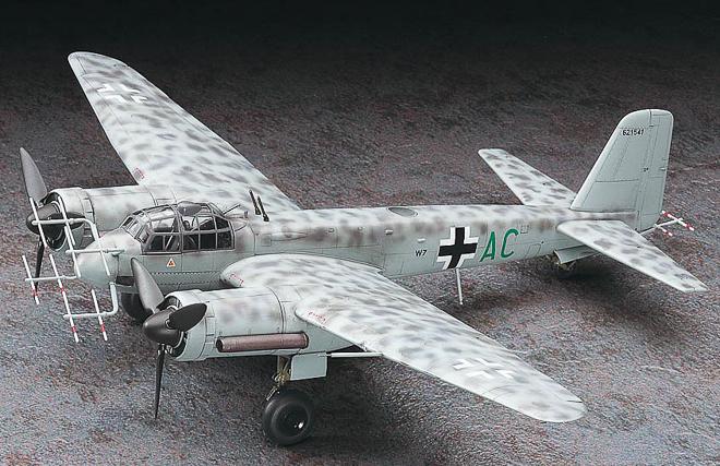 junkers-ju-88-night-fighter-model