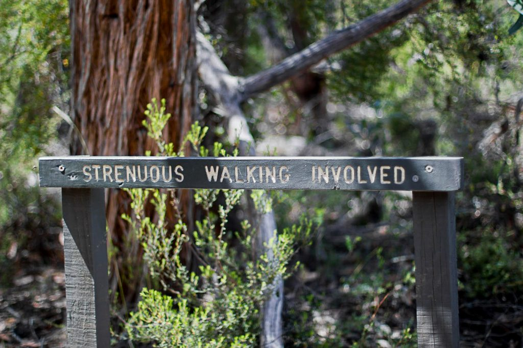 strenuous-walking-involved-sign