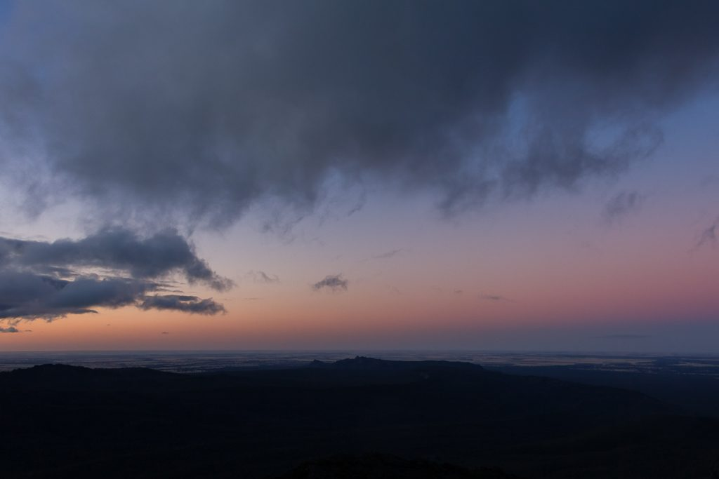 sunset-clouds-mount-difficult-grampians