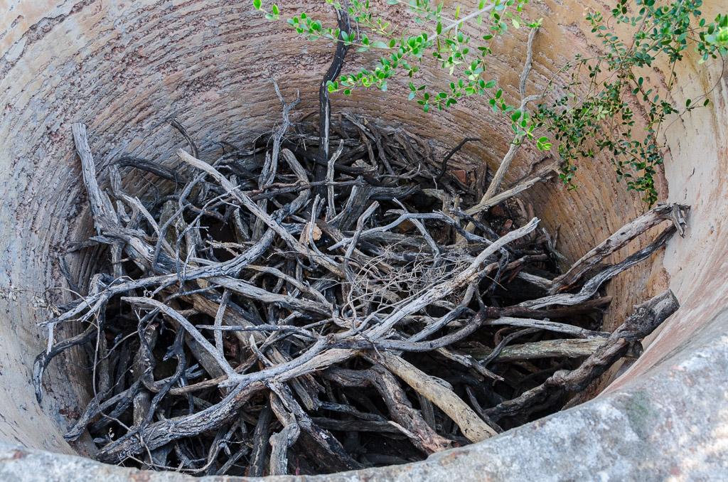 old-well-jarosite-mine