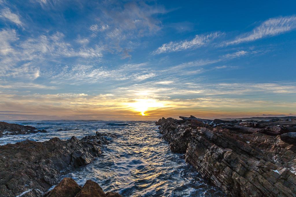 sunset-ocean-gardiner-point-tasmania