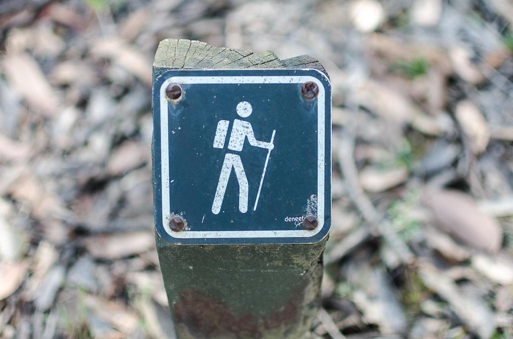 track-marker-steiglitz-historic-park