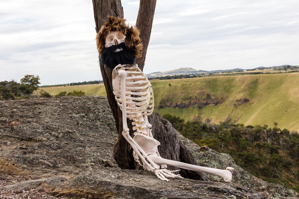 skeleton-falcons-lookout-werribee-gorge