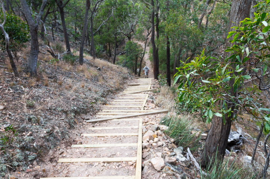 stairs-near-ironbark-gorge