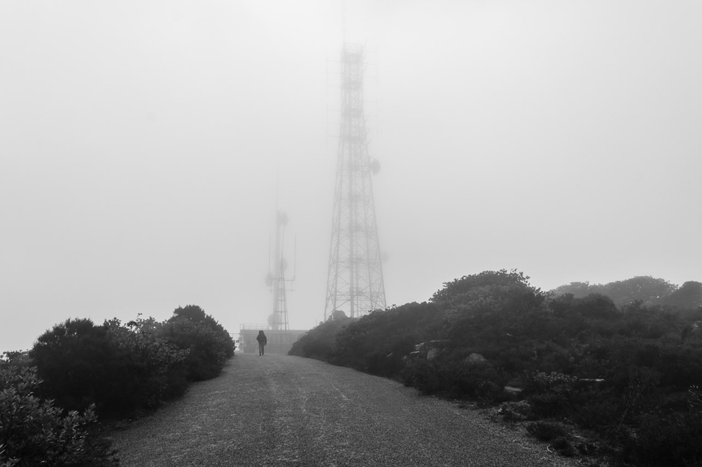 walking-towards-transmission-towers-mount-william