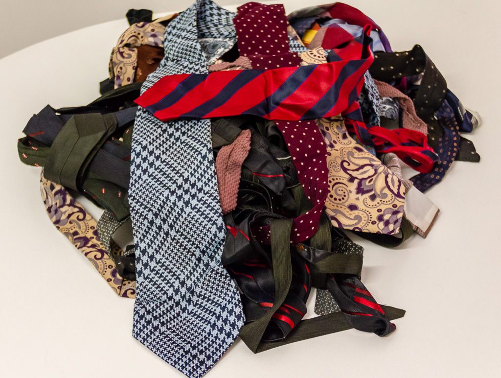 ties-piled-high