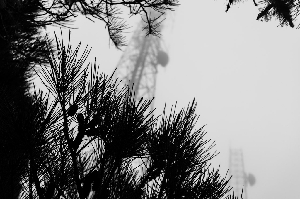 transmission-towers-mount-william-in-rain