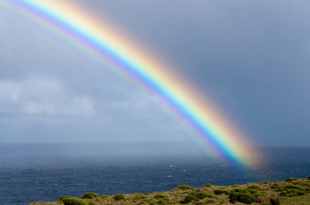 rainbow-over-ocean