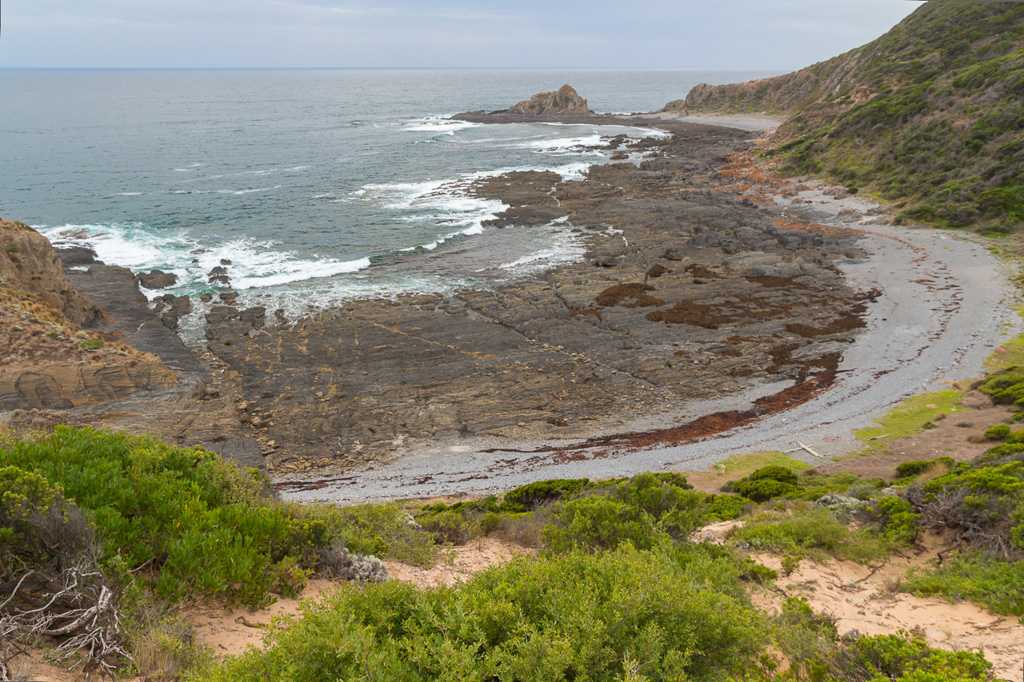 half-moon-cove-cape-liptrap-coastal-park