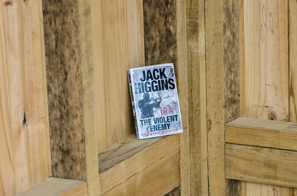 jack-higgins-the-violent-enemy