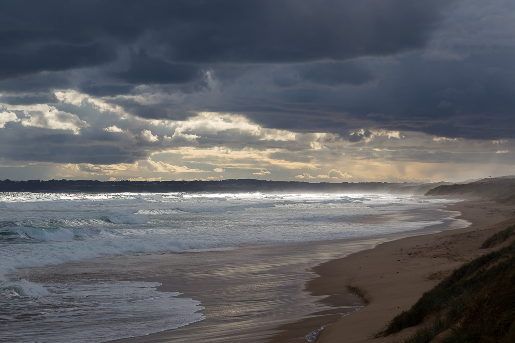 dark-clouds-over-cape-woolamai-beach