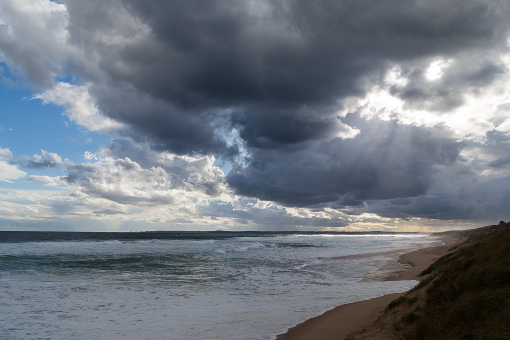 dark-clouds-over-woolamai-beach