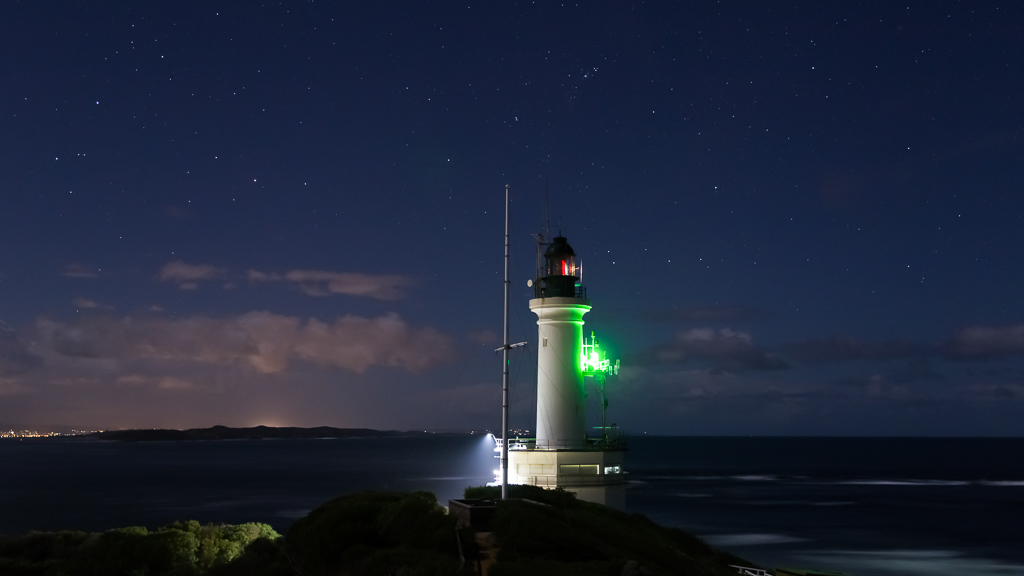 point-lonsdale-lighthouse-night-port-phillip-heads