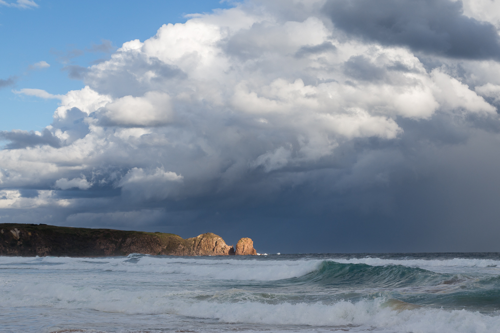 rain-clouds-pinnacles-cape-woolamai