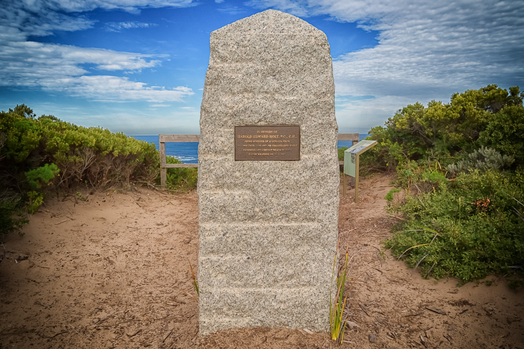 harold-holt-memorial-point-nepean
