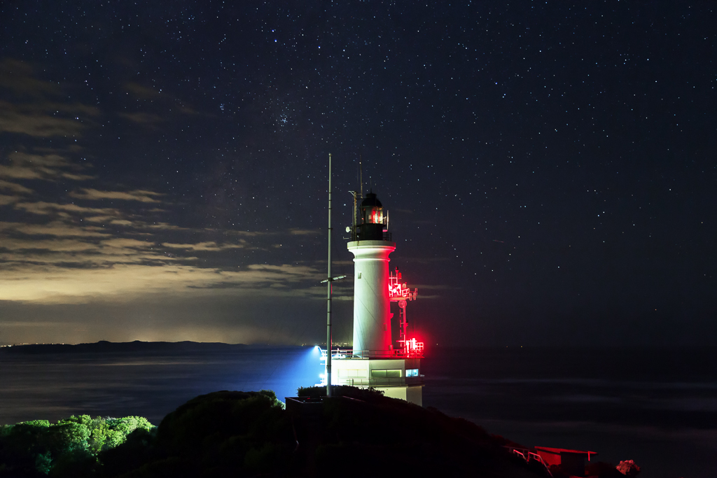 point-lonsdale-lighthouse-night