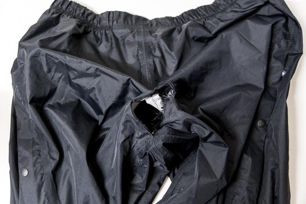 torn-berghaus-rain-pants