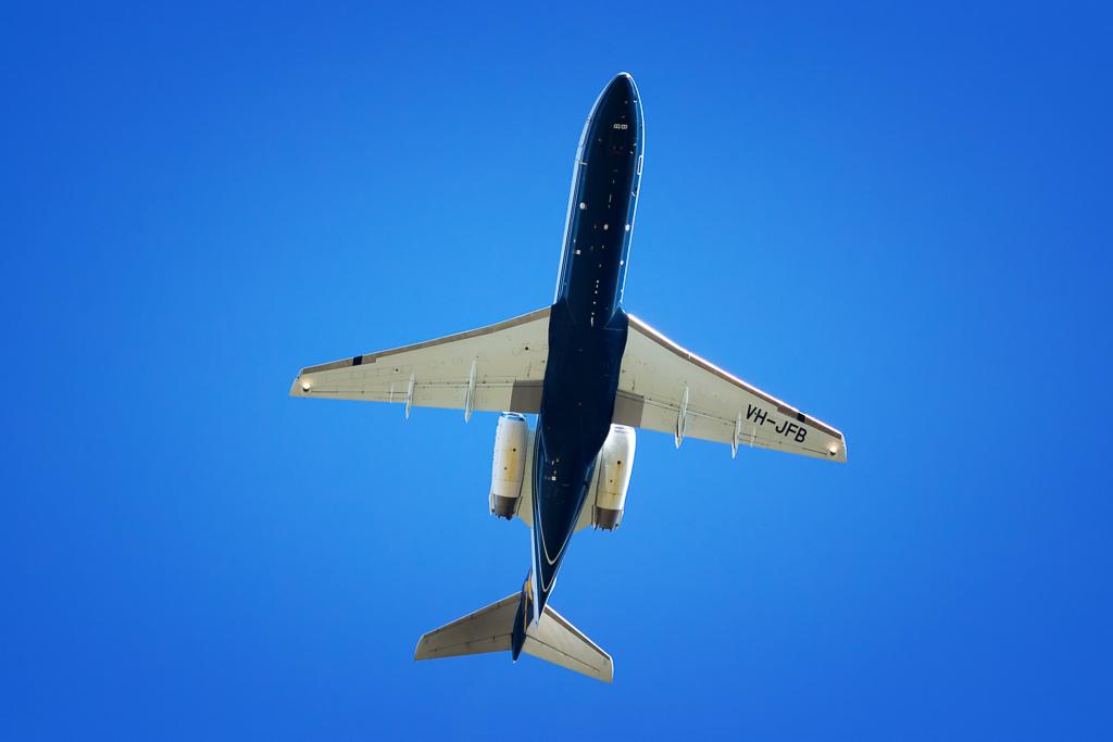 Fokker_70_VH_JFB