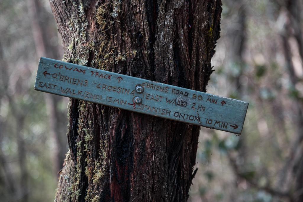 old-track-sign-lerderderg-gorge