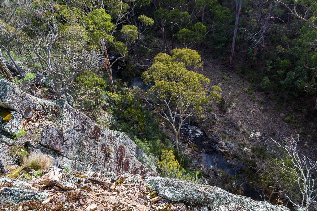 top-cowans-bluff-lerderderg-gorge
