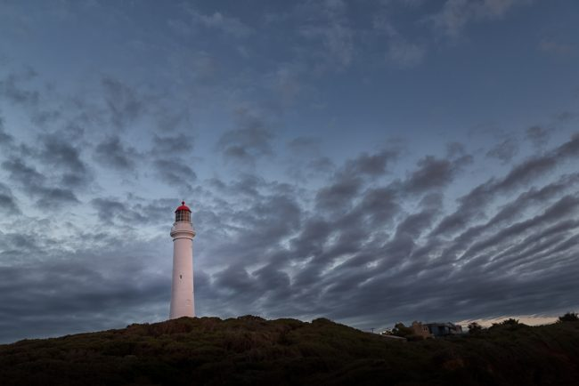 split-point-lighthouse-at-sunset