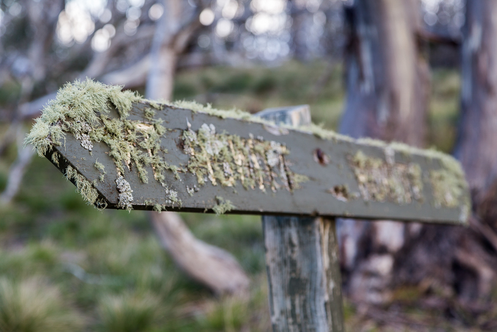mt-howitt-track-sign-alpine-national-park