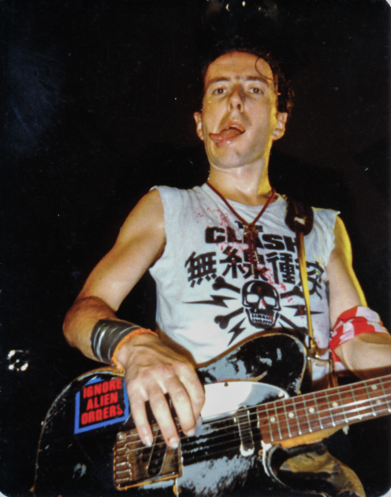 joe-strummer-the-clash-festival-hall-1982