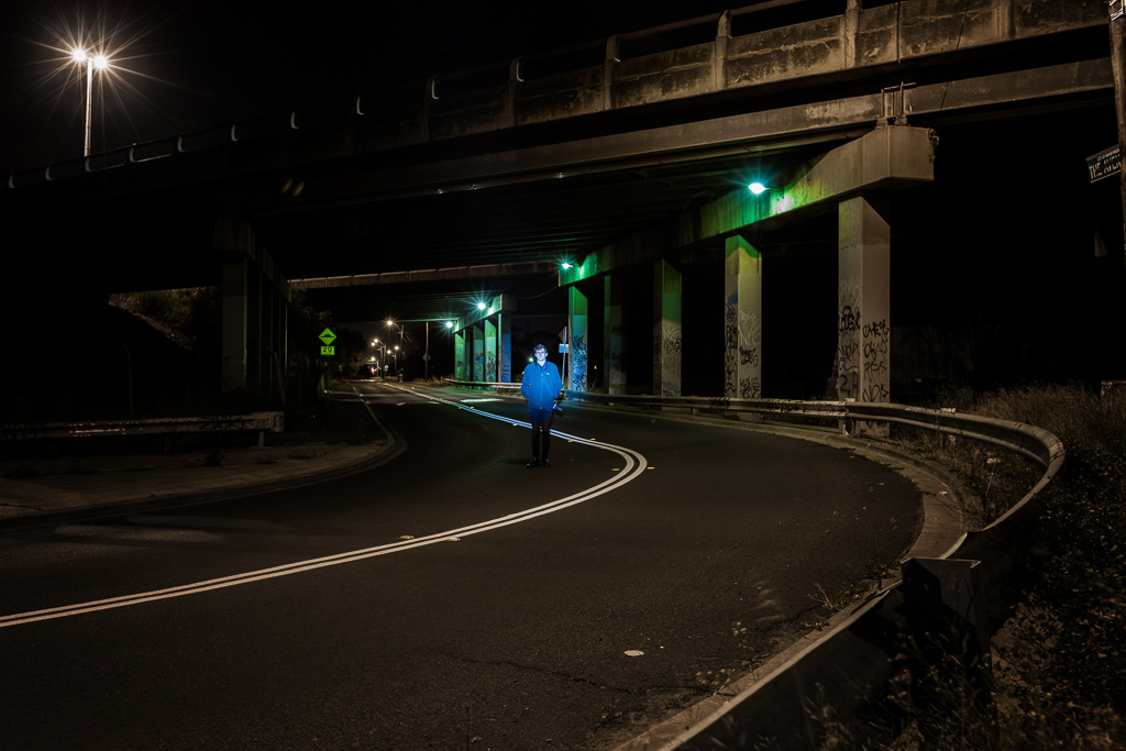 standing-underpass-night-melbourne