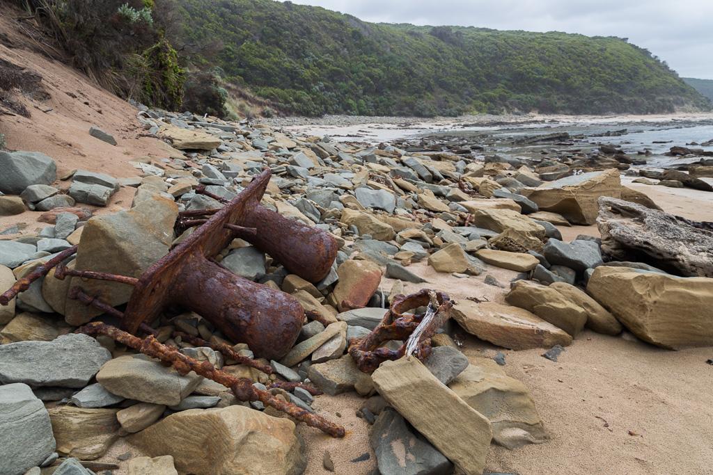 shipwreck-remains-cape-otway